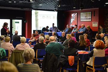 Forum Ehrenamt im Club