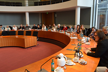 Paul Löbe Haus: Ausschusssaal